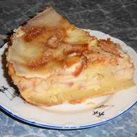 Яблочный пирог Белоснежка