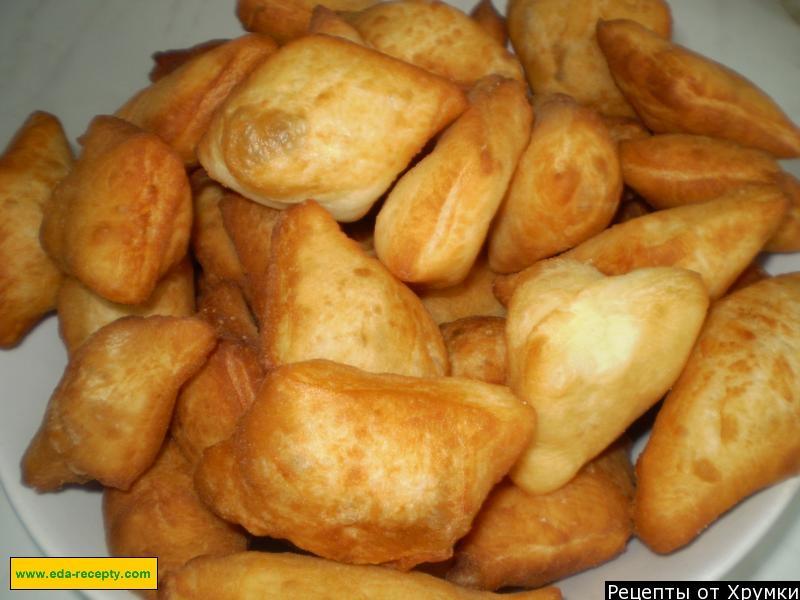 Как приготовить баурсаки рецепт с пошагово