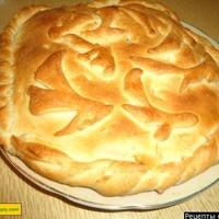 пирог курник рецепт с курицей и картошкой из слоеного теста рецепт #7