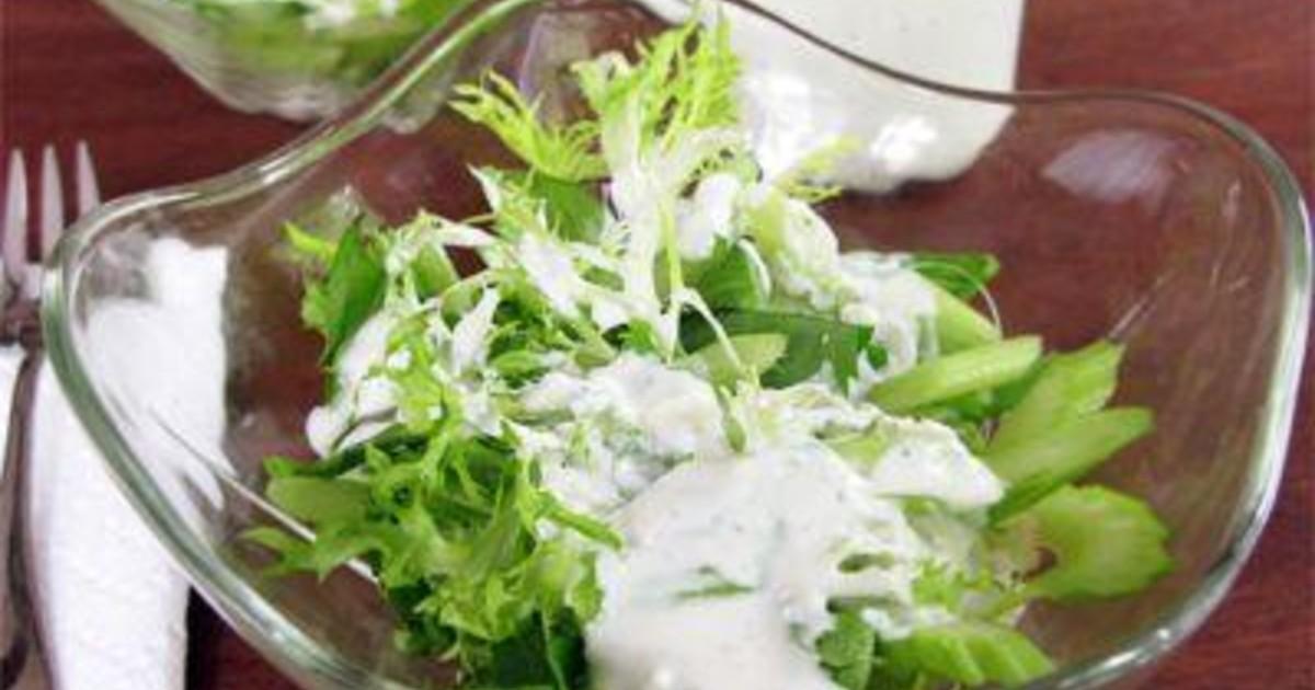 Низкокалорийные салаты простые в приготовлении