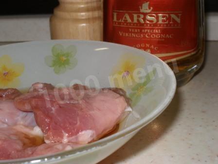 мясная плетенка рецепт