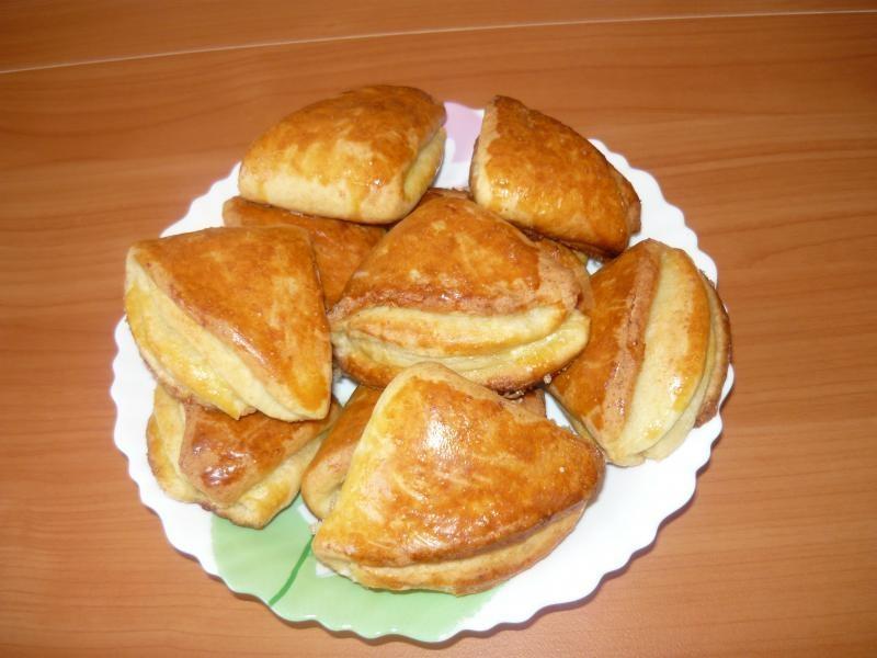 Треугольники рецепт фото пошагово