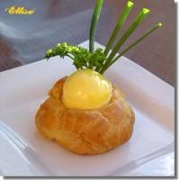 Эклеры закусочные к завтраку