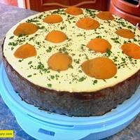 Торт Яичница-глазунья