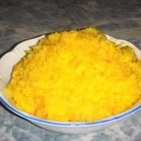 Апельсиновый крем для торта