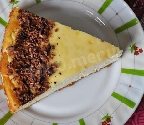 чизкейк домашний рецепт с фото пошагово