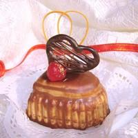 Пирожные Сердце для влюбленных