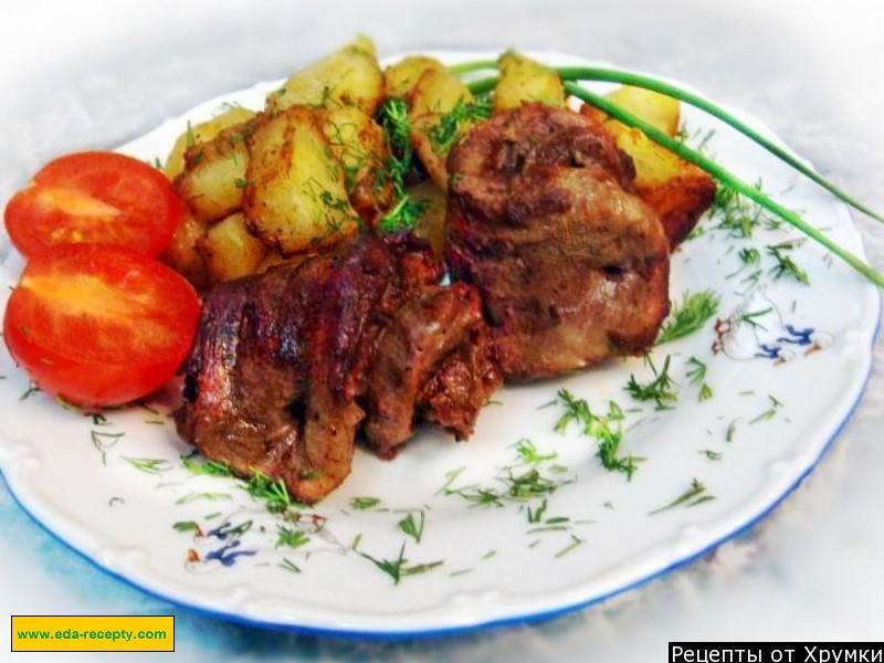Как готовить свиной язык