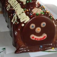 """Торт """"Паровоз"""""""