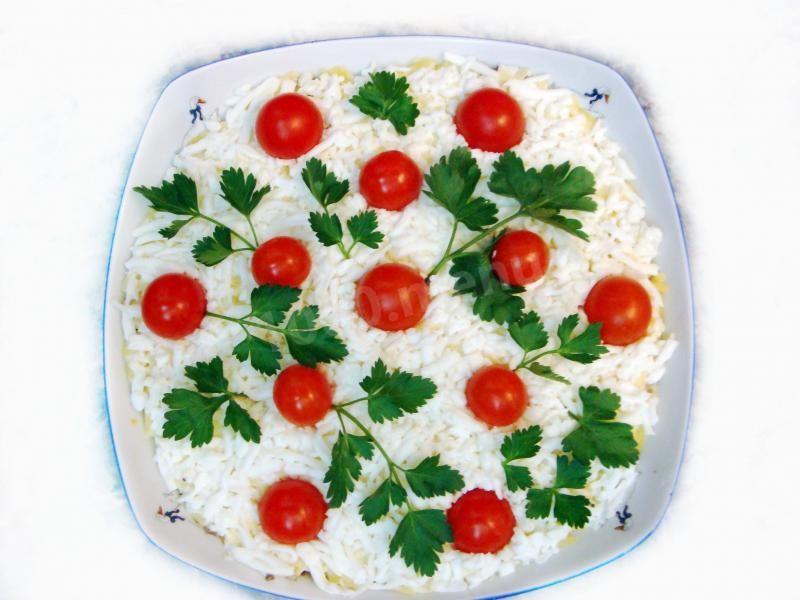 рецепты салаты торты салат болотный