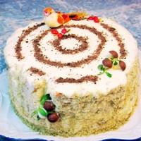 Торт Сладкий пень