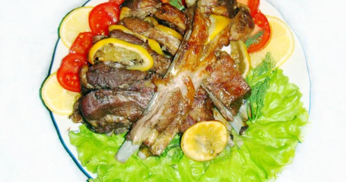 Салат из куриных желудков рецепт с фото