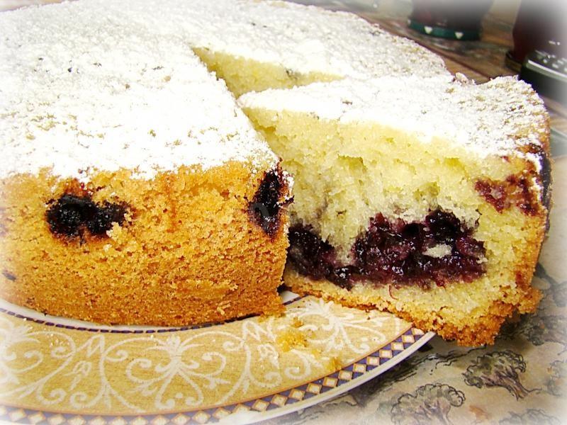 Кексы с ягодами рецепты с пошагово