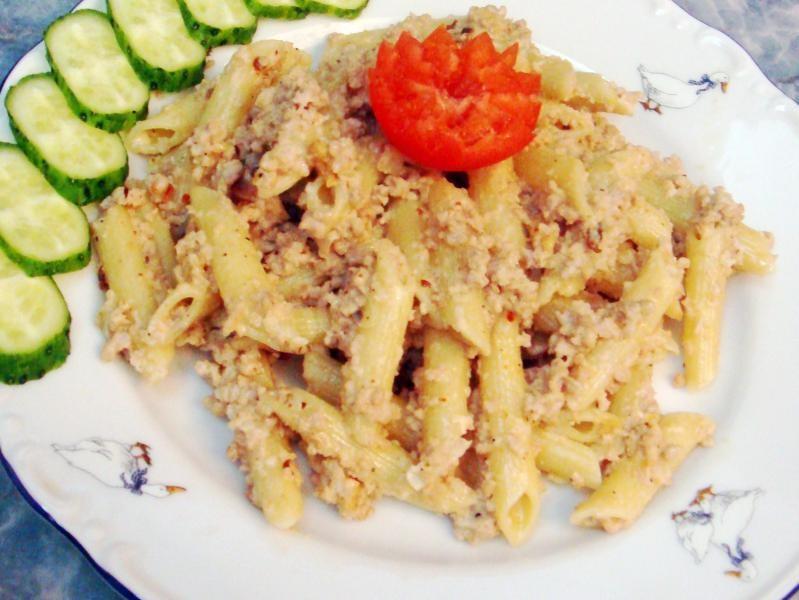 макароны рецепт с фото пошагово