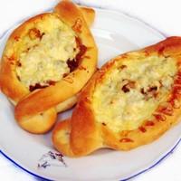 Пидэ - турецкая пицца Kimali Pide