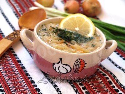 Рецепт лукового супа классический с фото пошагово