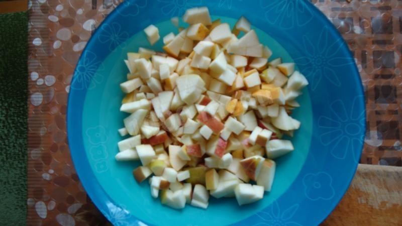 Рецепт салата из бананов с фото