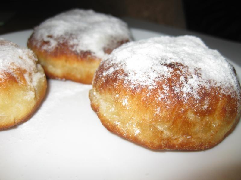 Пончики берлинер рецепт пошагово в