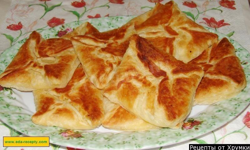 Тбилисские хачапури по-грузински