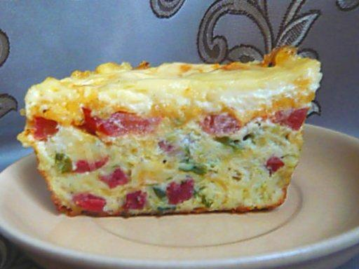 торт из колбасы рецепт с фото