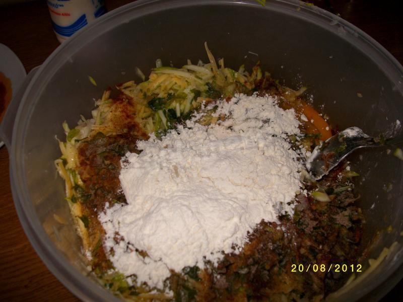 Рецепты из кабачков оладьи постные рецепт пошагово в