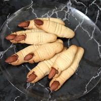 Печенье Пальцы ведьмы