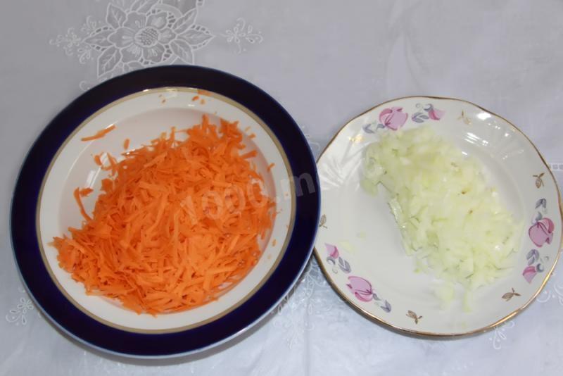 Приготовление щи из свежей капусты пошагово