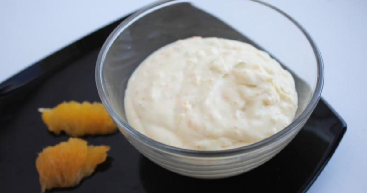 как приготовить английский крем из варенья