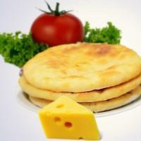 Осетинский пирог с сыром дрожжевой несладкий
