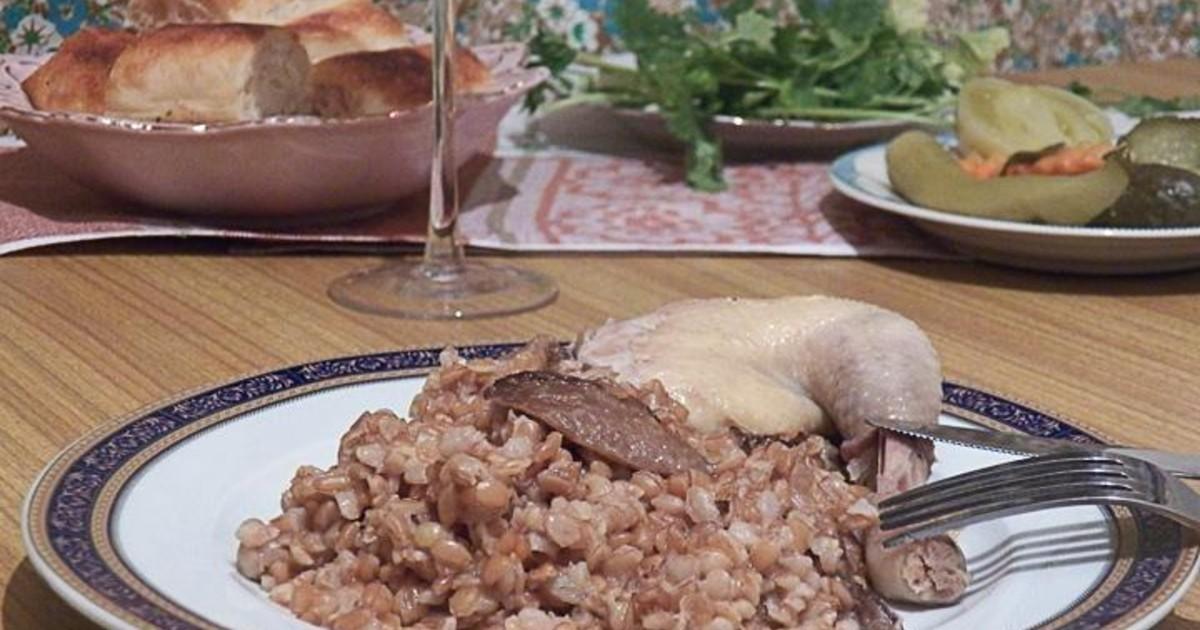 Что приготовить из крупы и мяса