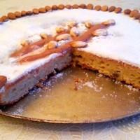 Пирог с вишней на маргарине рецепт пошагово