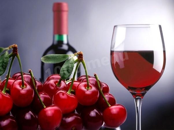 Крепленое вино из вишни в домашних условиях