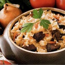 Вкусное вегетарианское блюдо рецепт