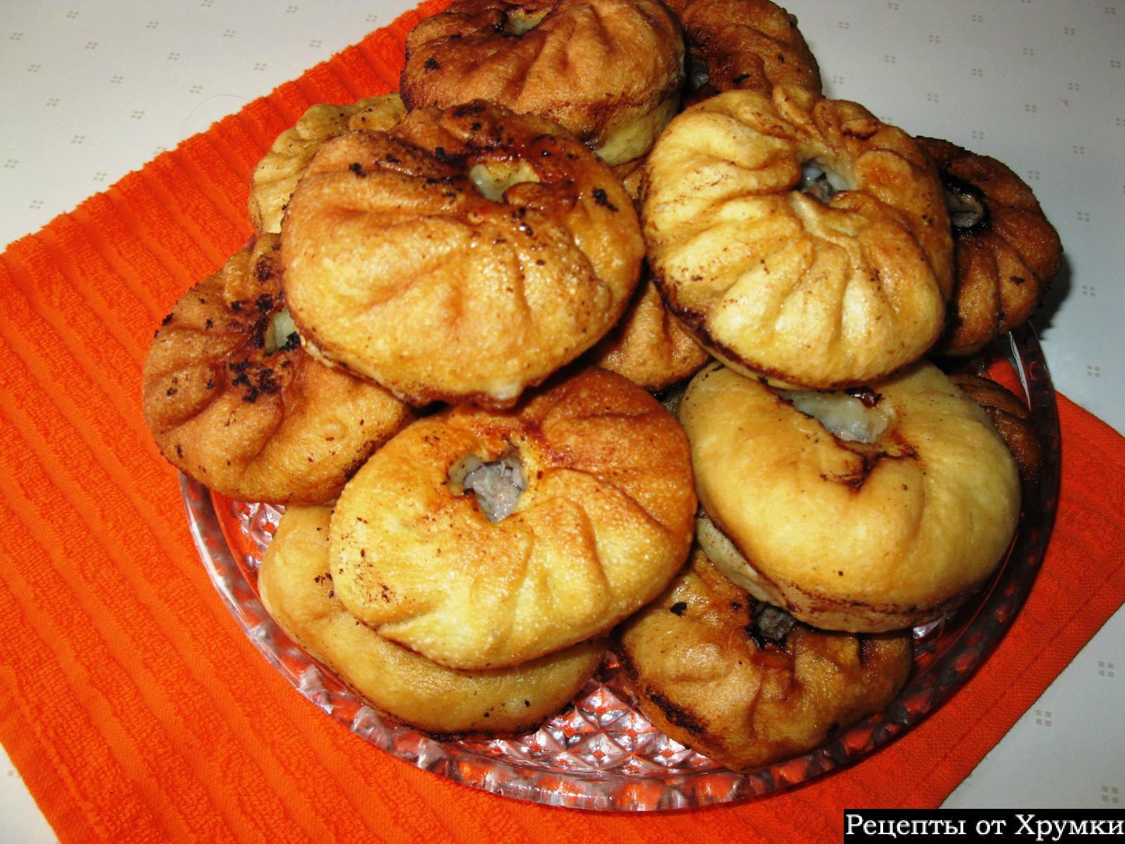 Пресное тесто для пирожков рецепт пошагово 196
