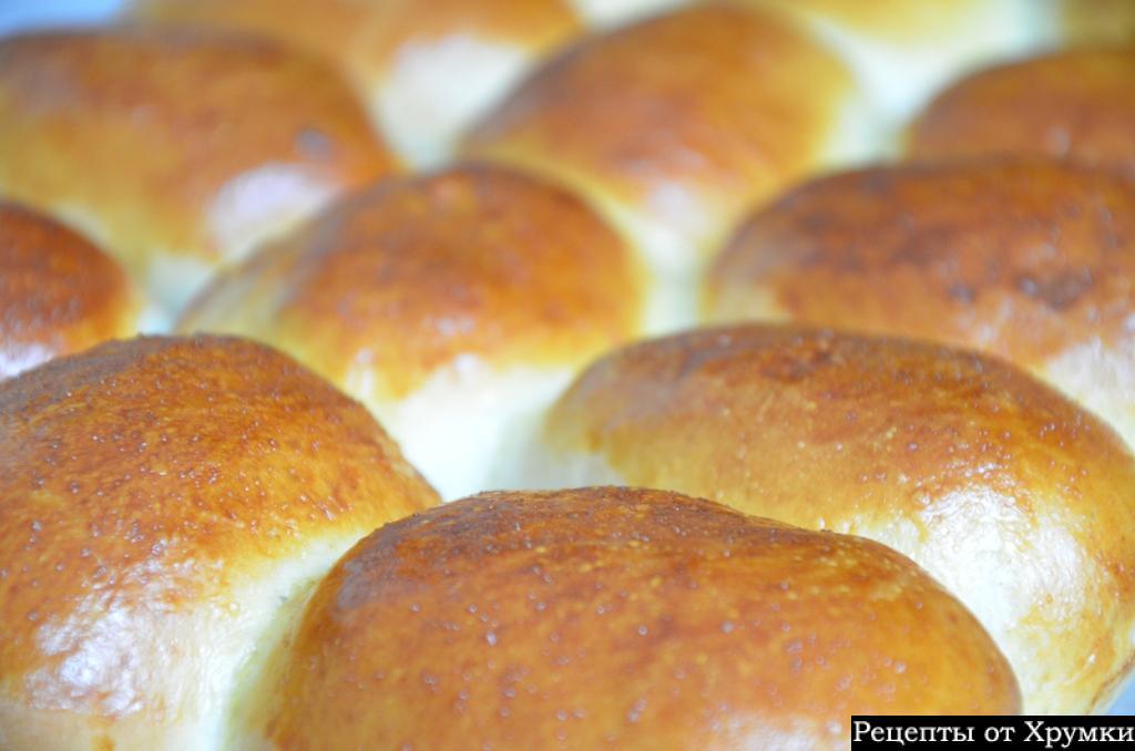 178Рецепт дрожжевых пирожков с вишней в духовке