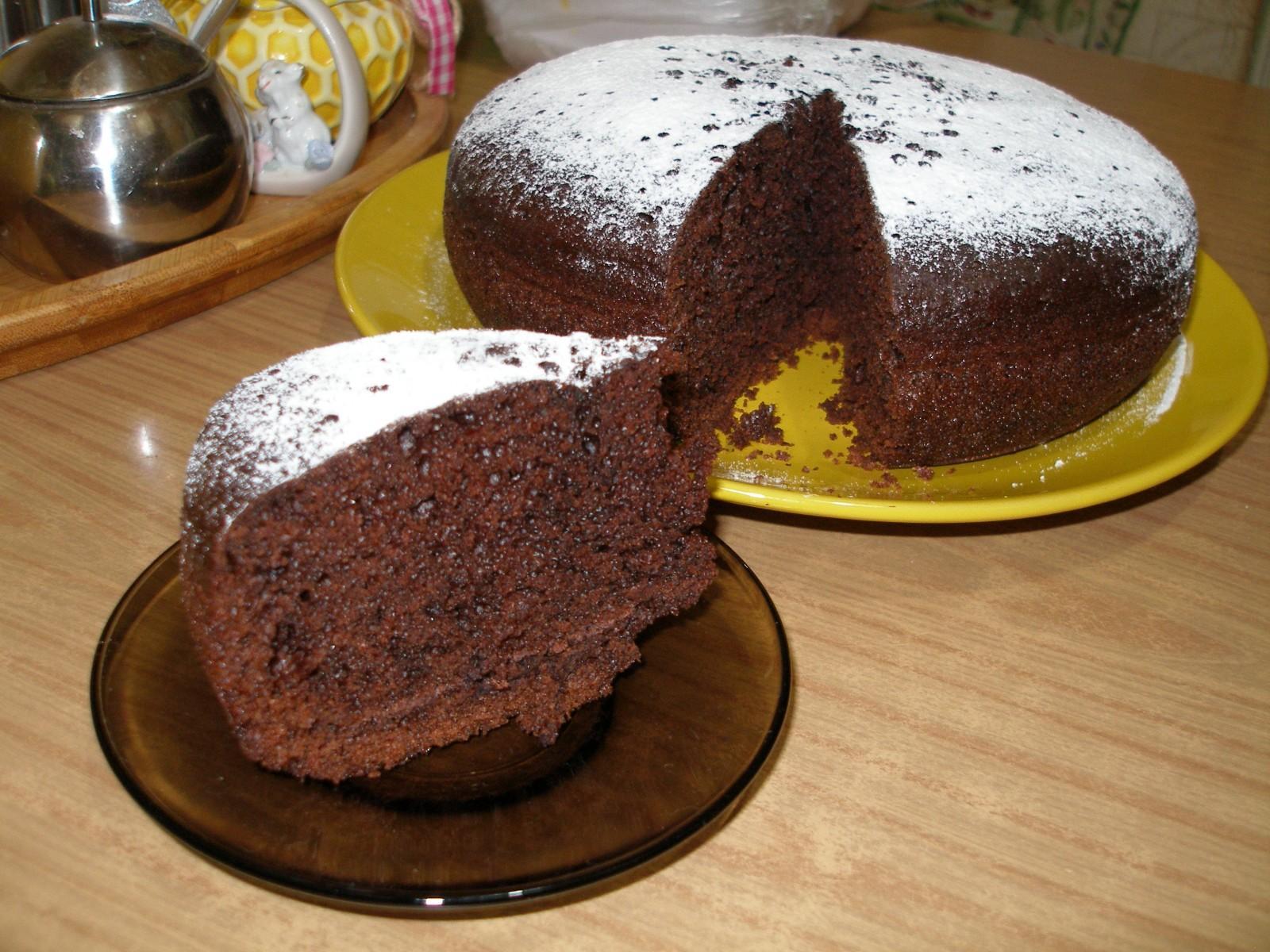 Шоколадные кексы влажные рецепт с пошагово в