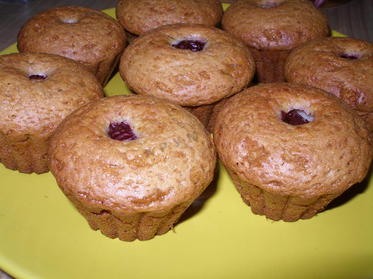 Медовые кексы - пошаговый рецепт с фото